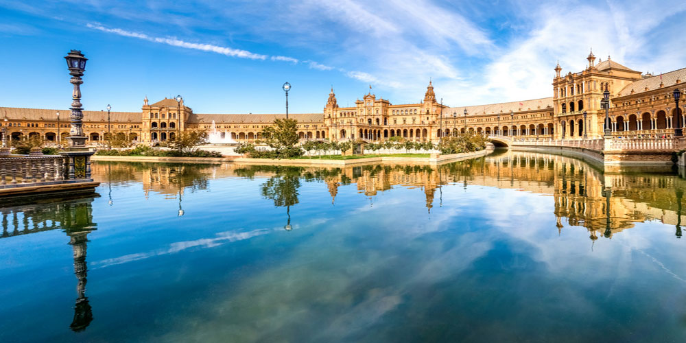 Andalusia Spain Invictus Corporate Travel Incentive