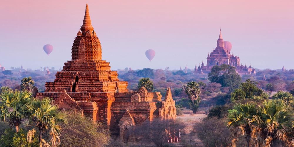 Yangon-Bagan / Myanmar
