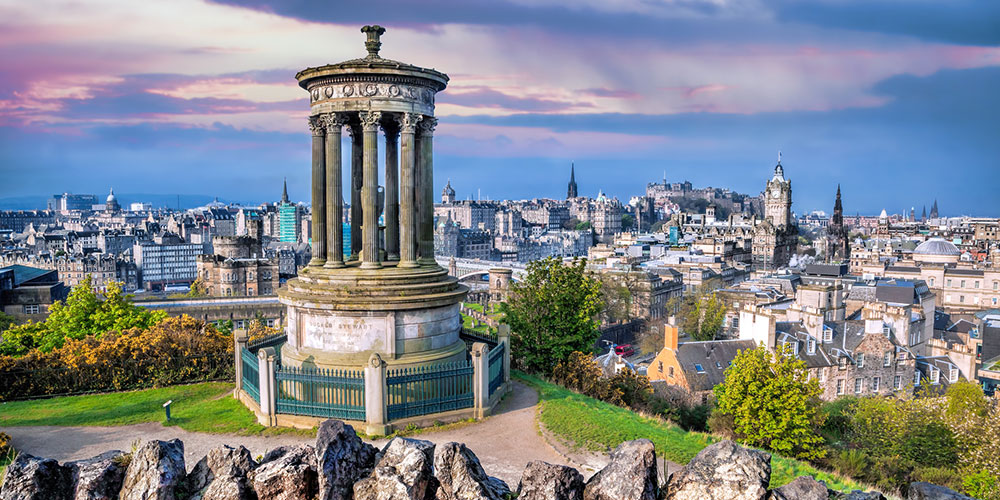 Edinburgh / Scotland