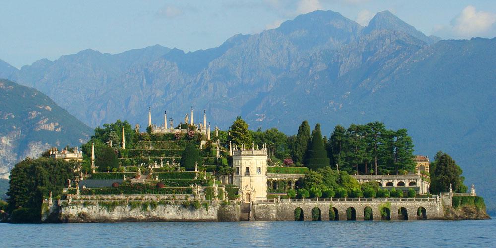 Lake Maggiore / Italy