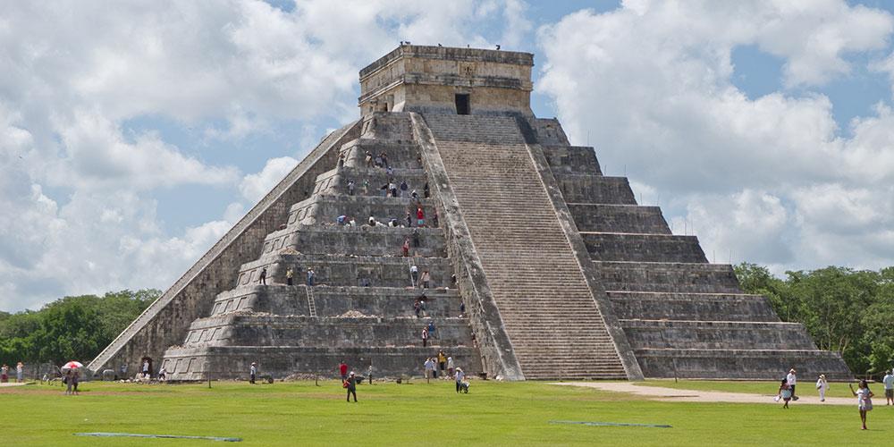 Yucatan Peninsula / Mexico