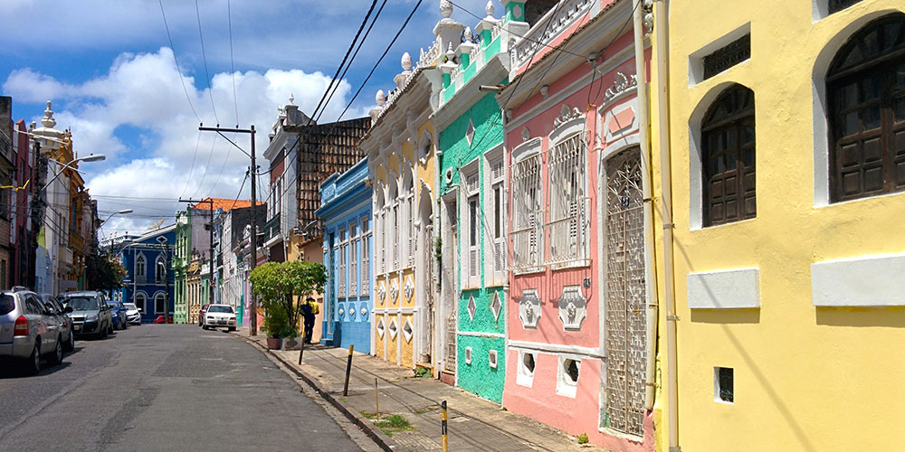 Salvador de Bahia / Brazil