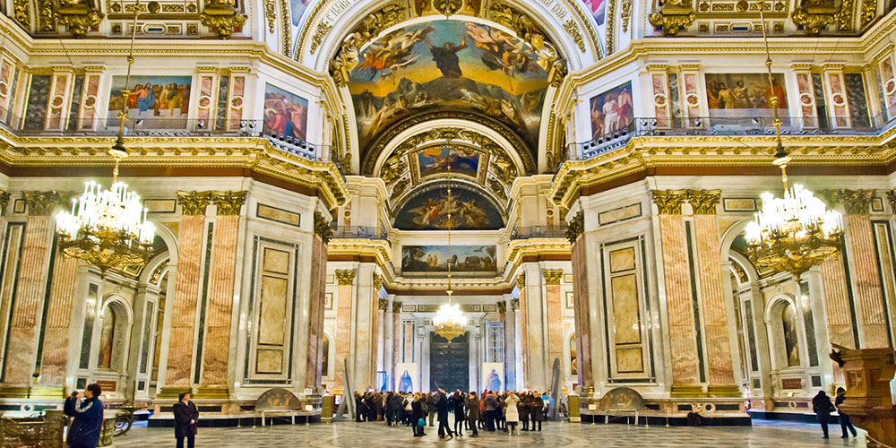 Saint Petersburg / Russia