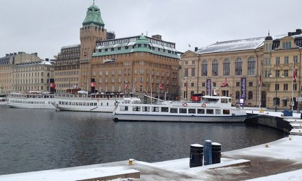 Board meeting in Stockholm