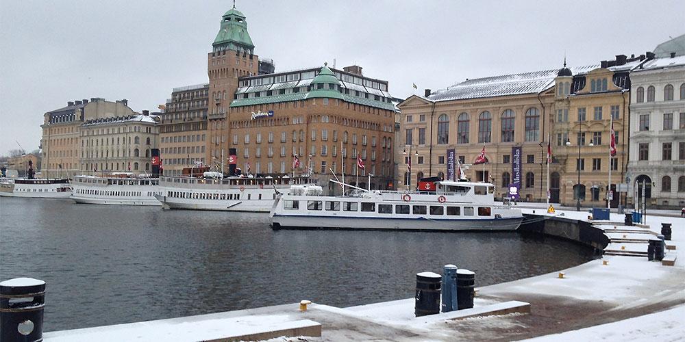 Board meeting in Stockholm