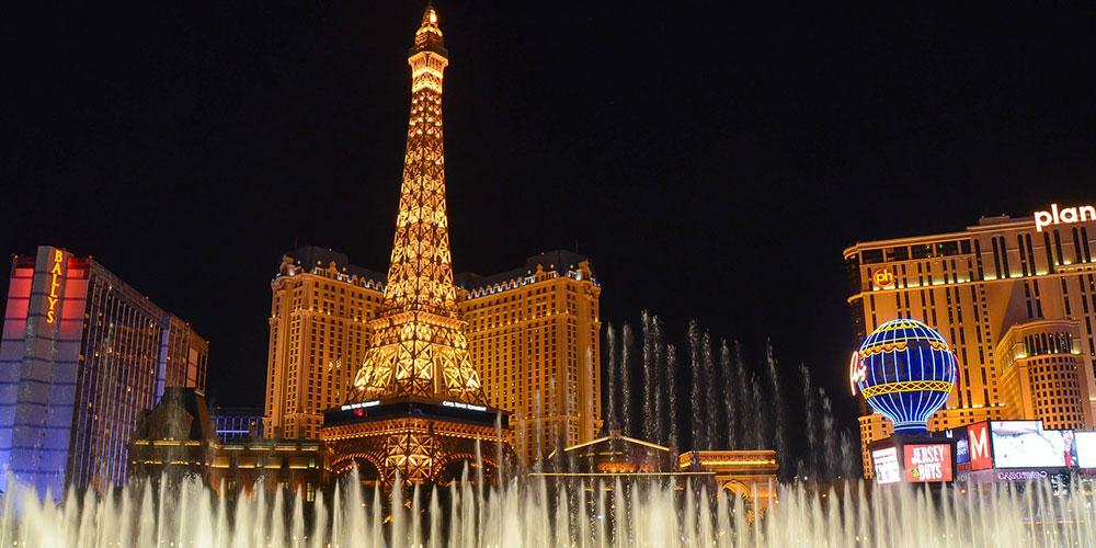 Incentive trip Best performers in Las Vegas