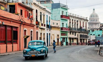 Incentive trip in Cuba