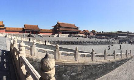 Incentive trip to China