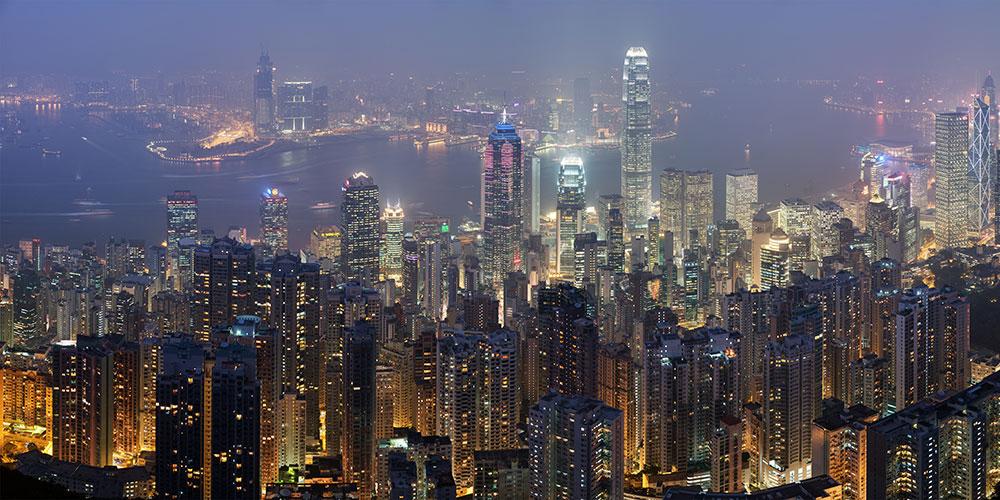 Hong-Kong / Chine