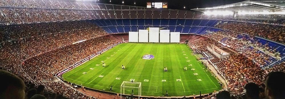 Invitation client lors de la finale de la Ligue des Champions à Barcelone