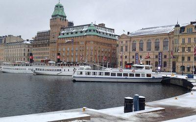Séminaire de Direction à Stockholm