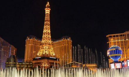 Voyage de récompense à Las Vegas