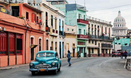 Voyage Incentive à Cuba