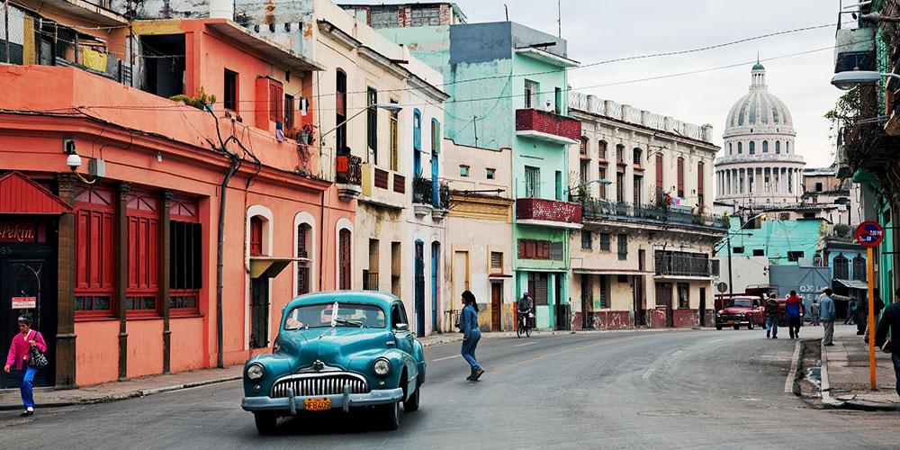 Voyage incentive Amérique du Sud