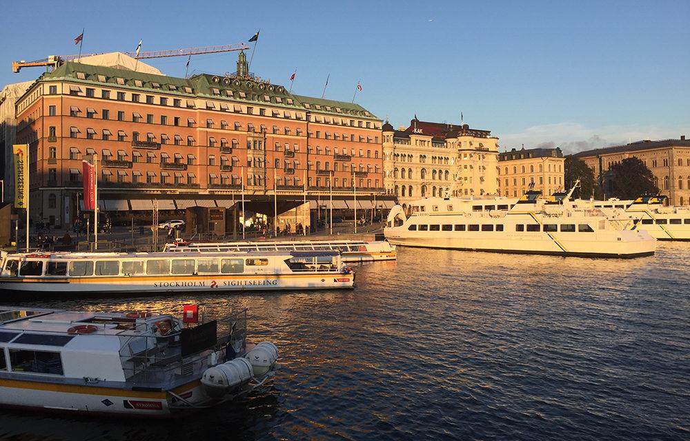 Voyage Conseil d'administration à Stockholm et Copenhague