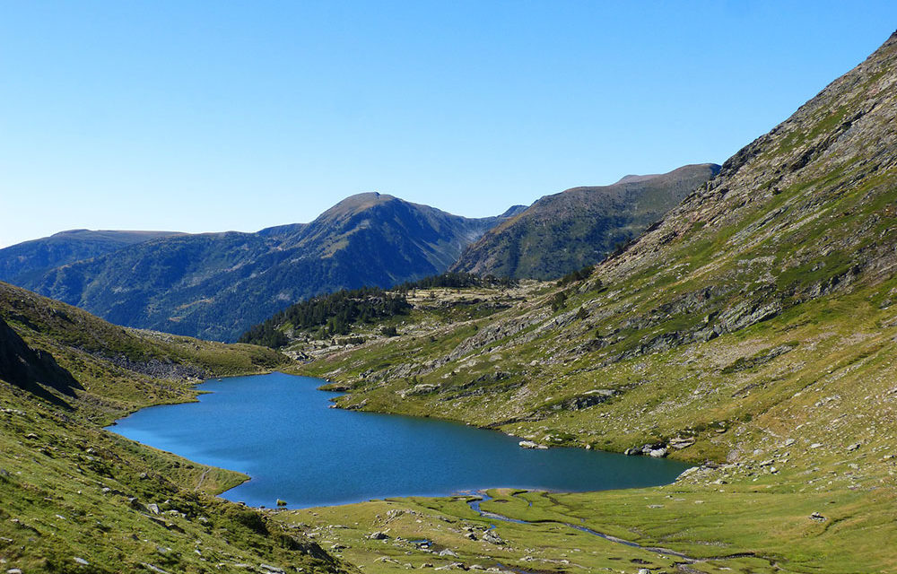 Séminaire dans les Pyrénées